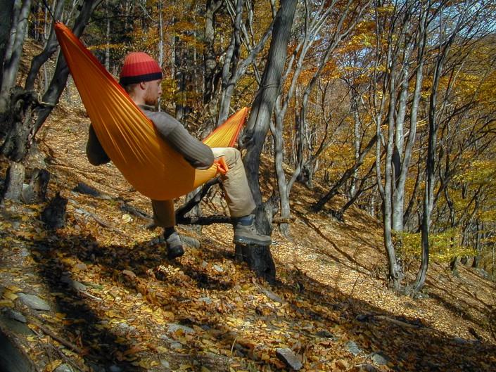 Pihenő a Fátra hegységben